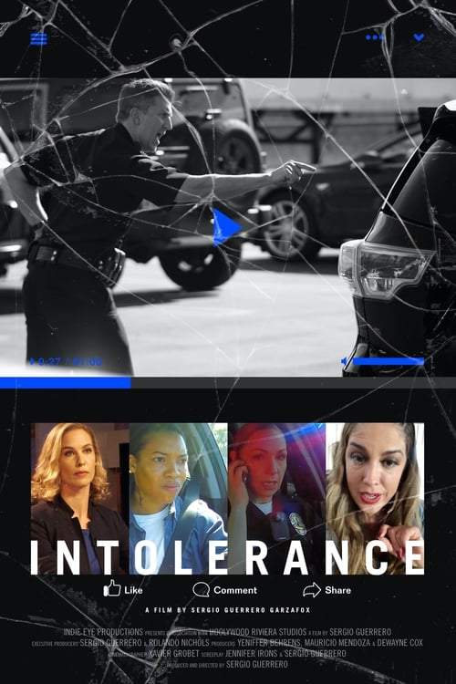 Intolerance: No More Poster