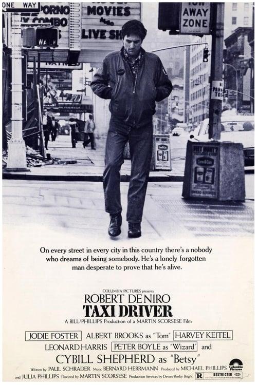 Taxi Driver Peliculas gratis