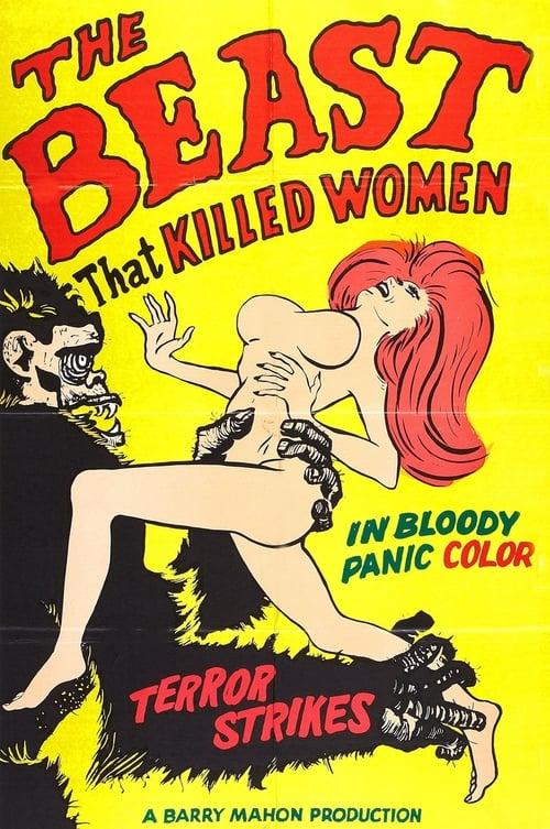 Film The Beast That Killed Women Gratuito In Italiano