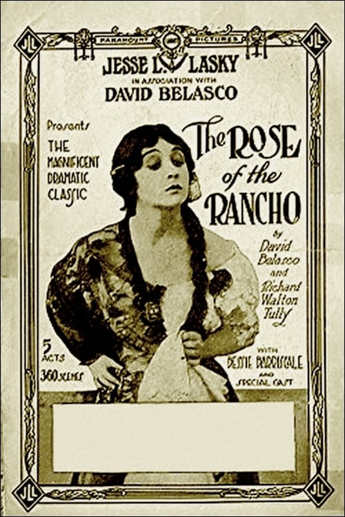 Assistir The Rose of the Rancho Dublado Em Português