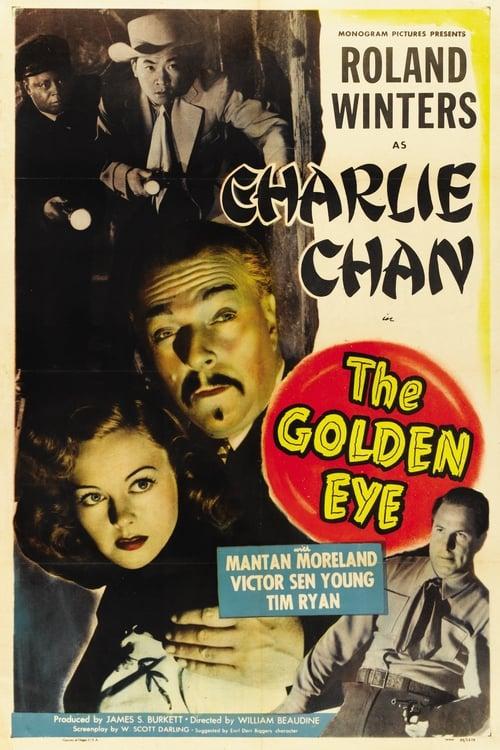 Mira Charlie Chan in The Golden Eye Con Subtítulos En Línea