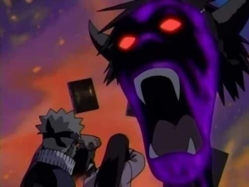 Naruto - Season 4 - Episode 207: The Supposed Sealed Ability