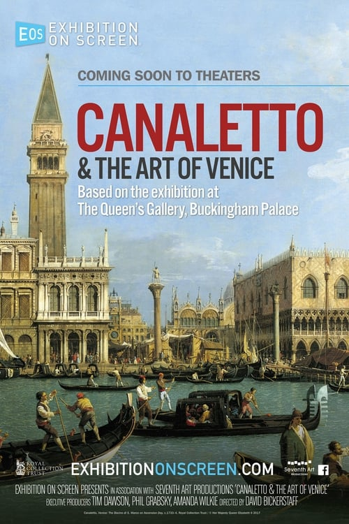 Sehen Sie Exhibition on Screen - Canaletto & the Art of Venice Online Allmyvideos