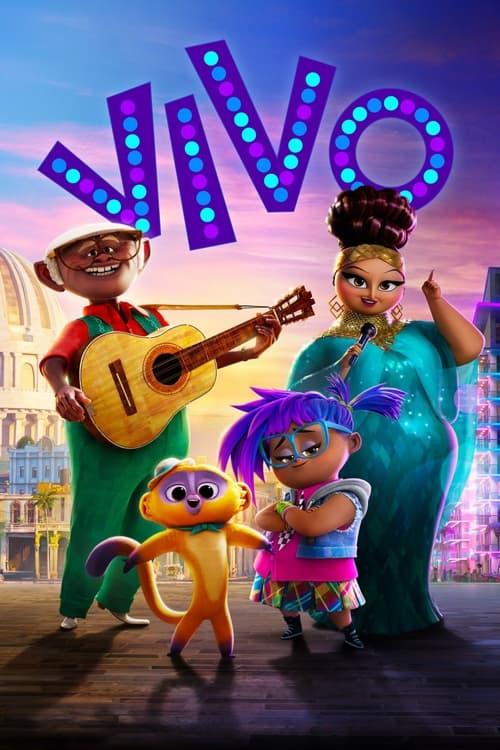Vivo - Poster
