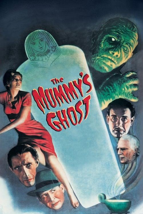 Sehen Sie The Mummy's Ghost Auf Deutsch Synchronisiert