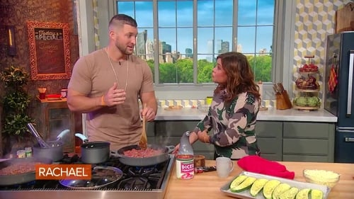 Rachael Ray - Season 14 - Episode 27: Tim Tebow and Rach are cooking up a keto-friendly lasagna dish