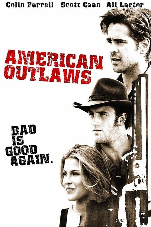 American Outlaws film en streaming