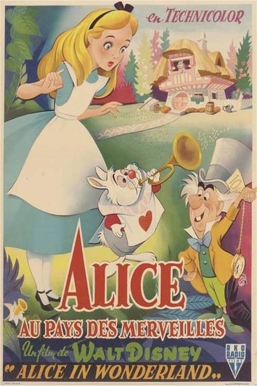 Visualiser Alice au pays des merveilles (1951) streaming Netflix FR