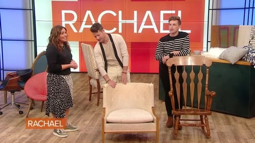 Rachael Ray - Season 14 - Episode 9: Rach's design buddies Nate Berkus and Jeremiah Brent