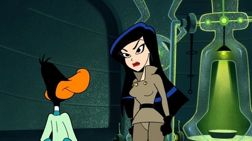 Duck Dodgers 2003 1080p Extended: Season 1 – Episode The Spy Who Didn't Love Me