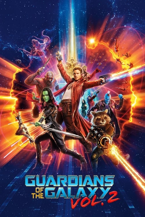 Guardians of the Galaxy Vol. 2 - Abenteuer / 2017 / ab 12 Jahre