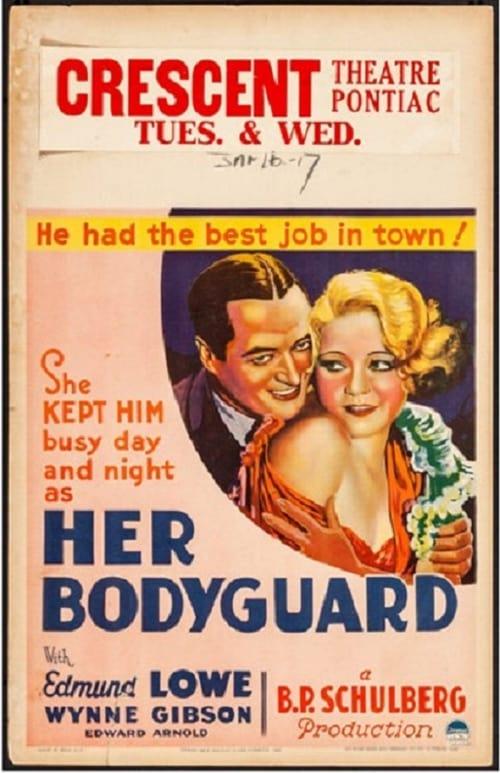 Her Bodyguard (1933)