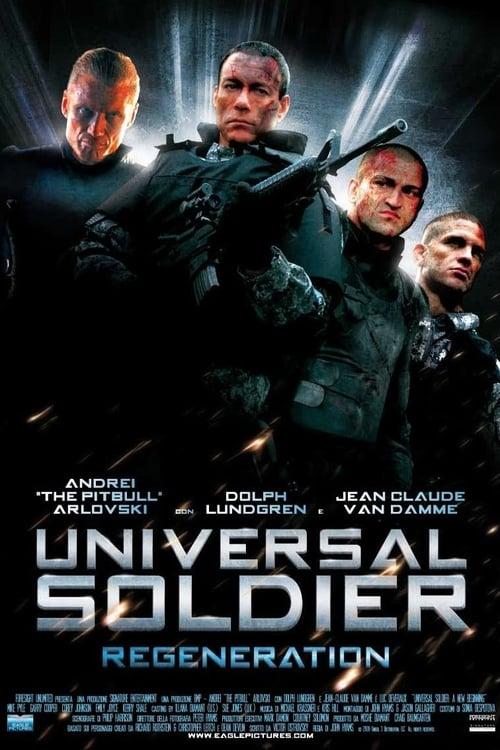 [1080p] Universal Soldier : Régénération (2009) Streaming HD FR