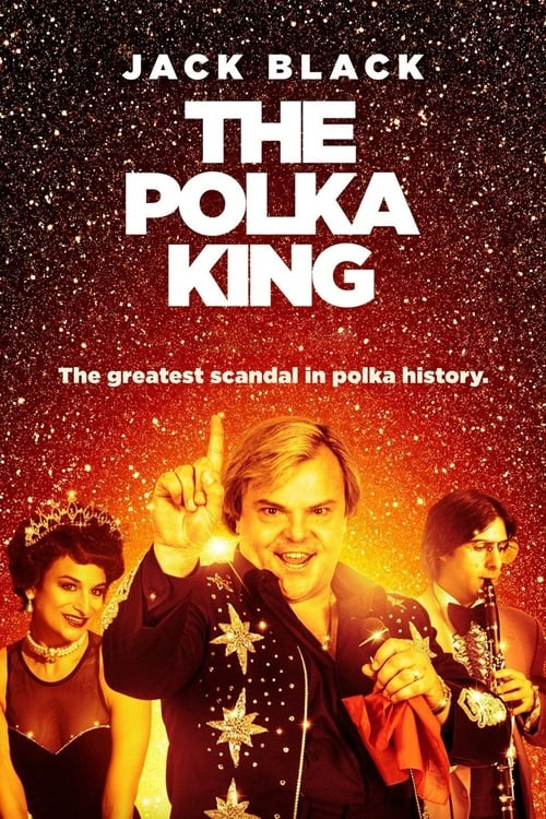 Poster. The Polka King (2017)