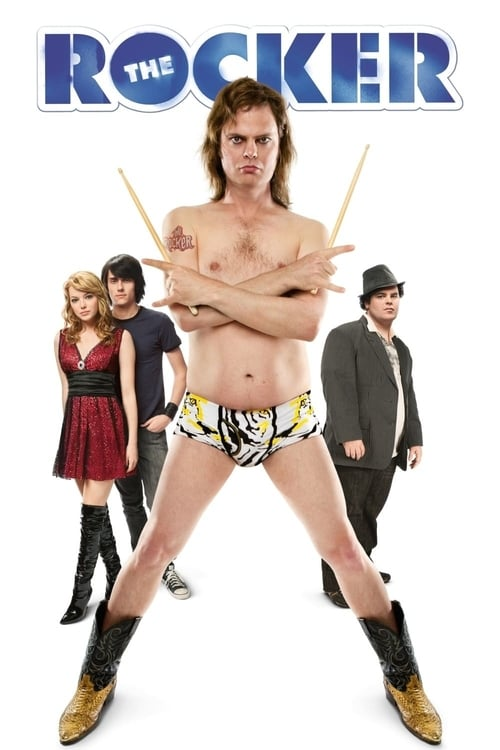 Download The Rocker (2008) Movie Free Online
