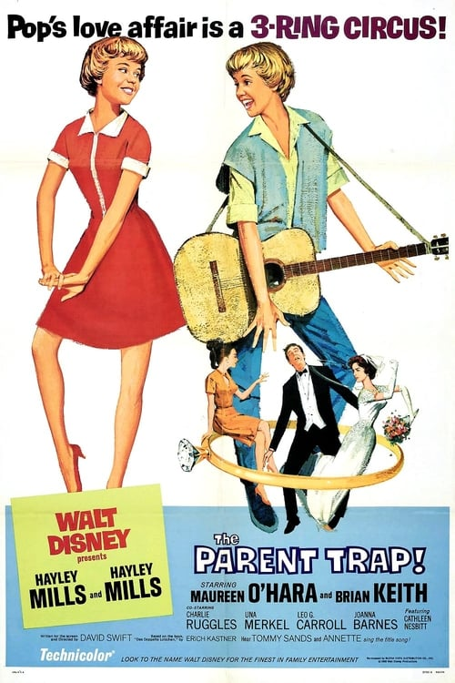 Download The Parent Trap (1961) Full Movie