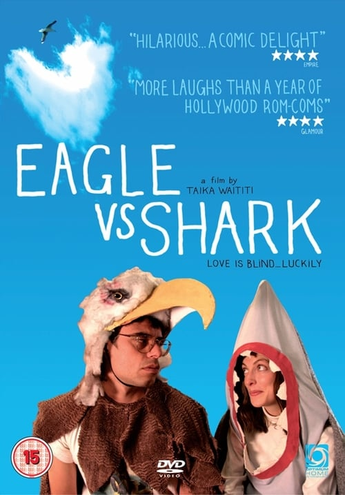 Watch Eagle vs Shark (2007) Best Quality Movie