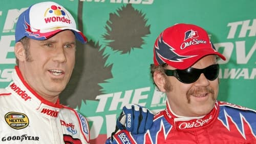 Talladega Nights: The Ballad of Ricky Bobby - The story of a man who could only count to #1. - Azwaad Movie Database