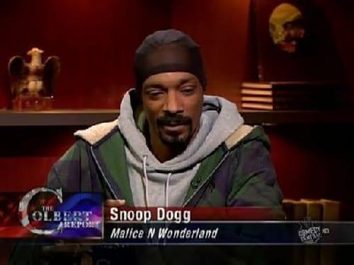 The Colbert Report: Season 5 – Episod Snoop Dogg