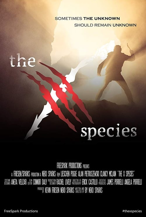 Película The X Species Con Subtítulos