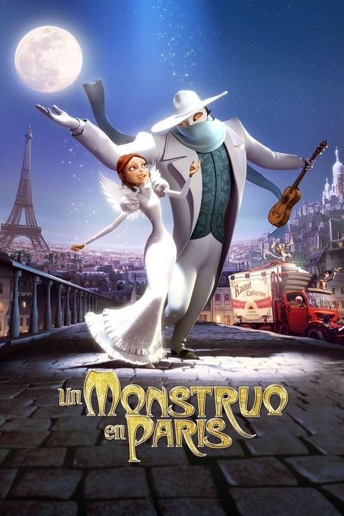 Imagen Un monstruo en París