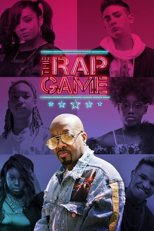 The Rap Game - Poster