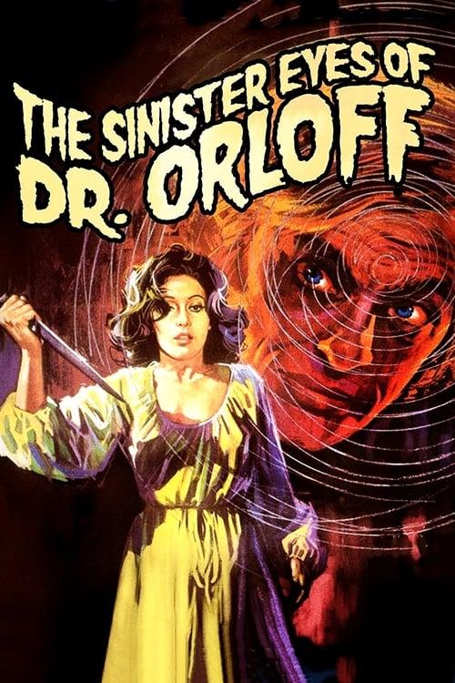 Largescale poster for Los ojos siniestros del doctor Orloff