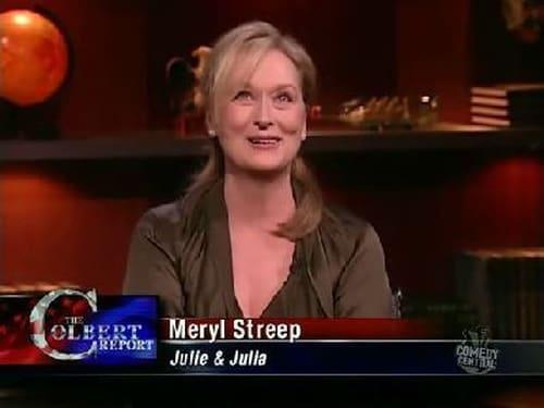 The Colbert Report: Season 5 – Episod Meryl Streep