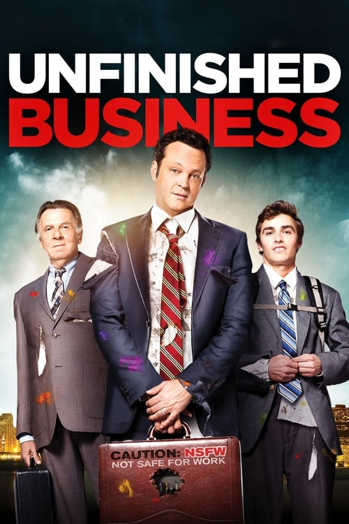 Unfinished Business - Poster