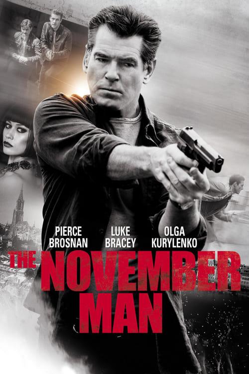 Watch The November Man (2014) Movie Free Online