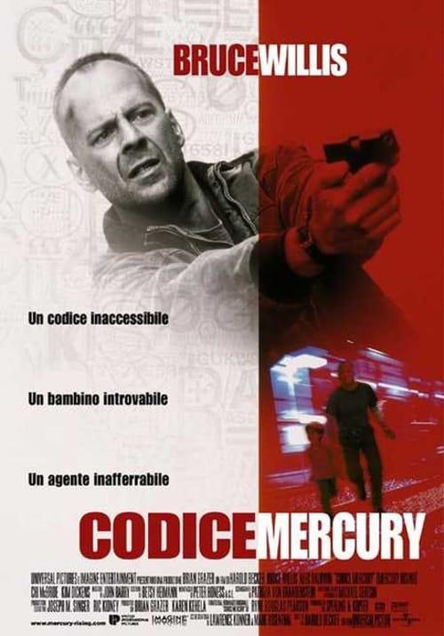 Codice Mercury (1998)