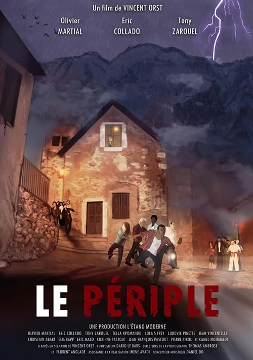 Regardez ஜ Le périple Film en Streaming HD