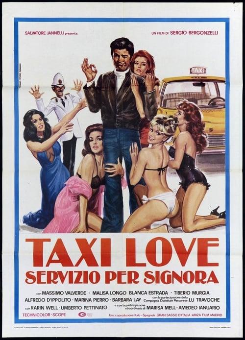 Film Taxi Love - Servizio per signora Plein Écran Doublé Gratuit en Ligne ULTRA HD