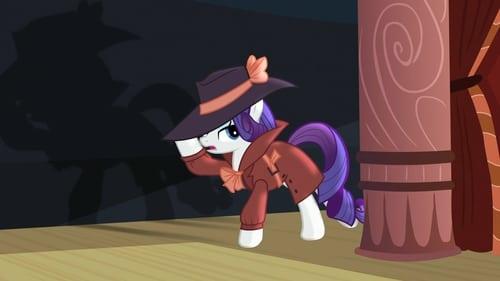 My Little Pony: Friendship Is Magic: Season 5 – Épisode Rarity Investigates!
