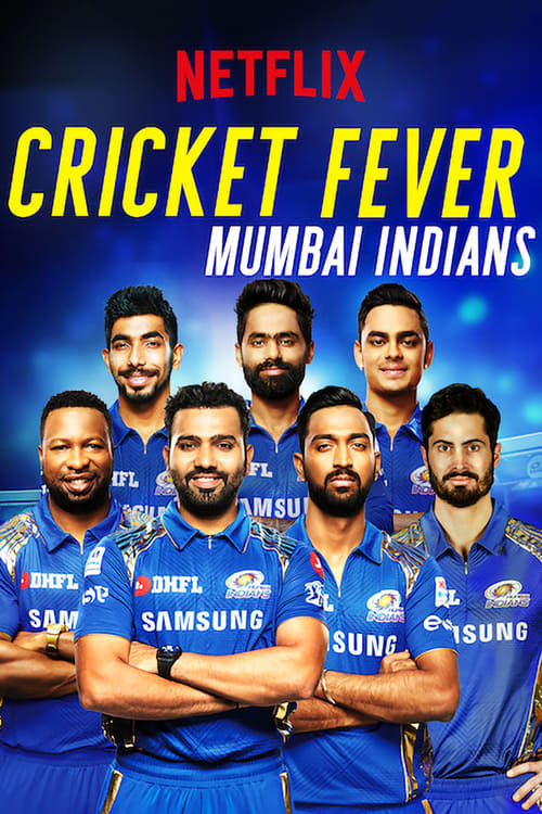 Banner of Cricket Fever: Mumbai Indians