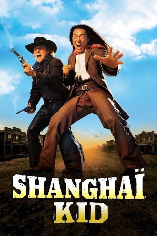 Visualiser Shanghaï Kid (2000) streaming Netflix FR