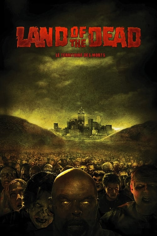 Image Land of the Dead : Le Territoire des morts