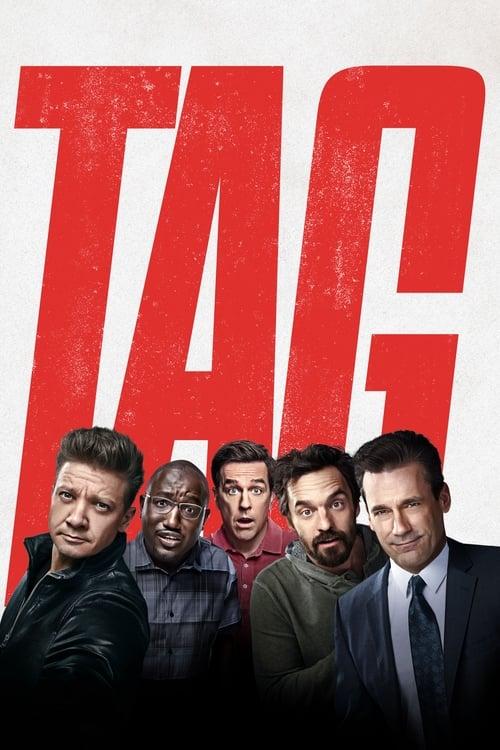 Poster. Tag (2018)