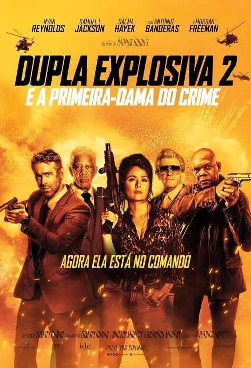Assistir Dupla Explosiva 2 - E a Primeira-Dama do Crime - HD 1080p Dublado Online Grátis HD