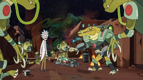 Rick and Morty - Season 4 - Episode 2: The Old Man and the Seat