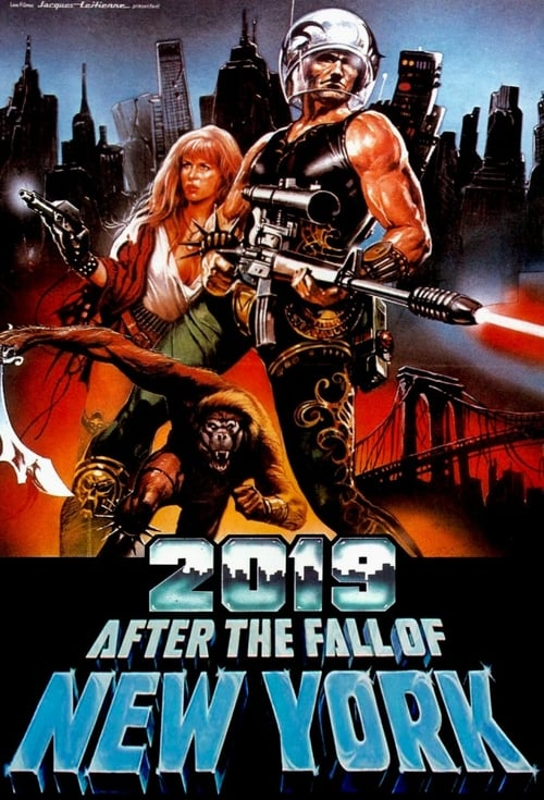 2019: After the Fall of New York 1983