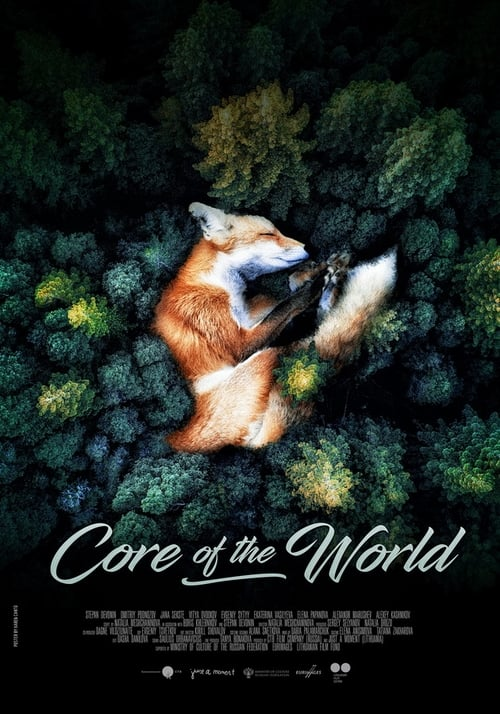 Core of the World poster