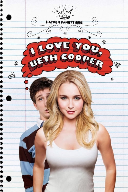 Watch I Love You, Beth Cooper (2009) Movie Free Online