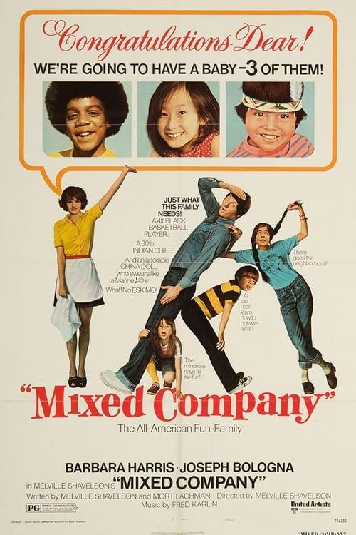 Filme Mixed Company Online