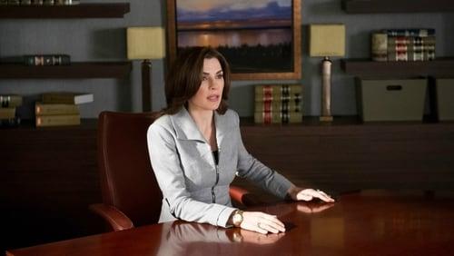 The Good Wife - Season 7 - Episode 22: End