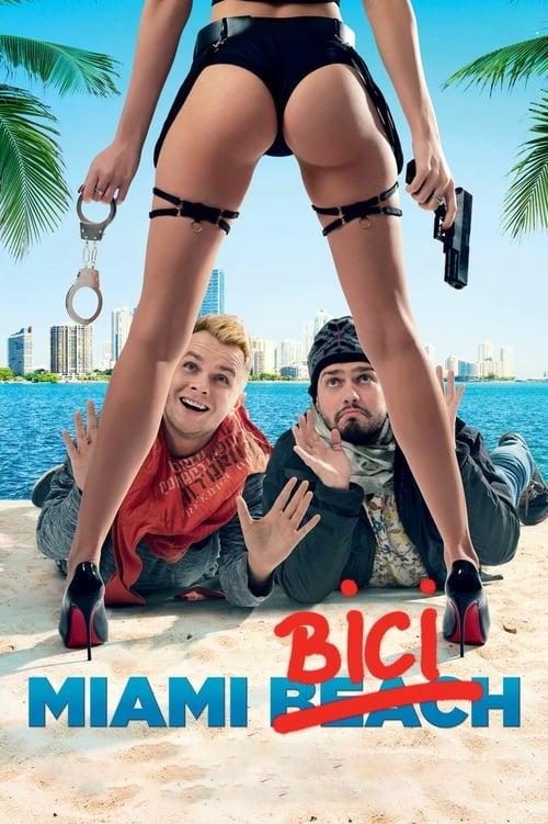 Miami Bici Poster