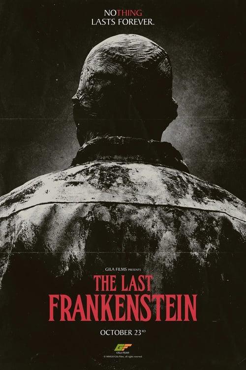 The Last Frankenstein (2021) Poster