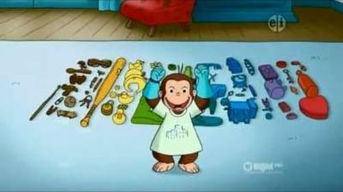 Curious George: Season 6 – Episode Junky Monkey