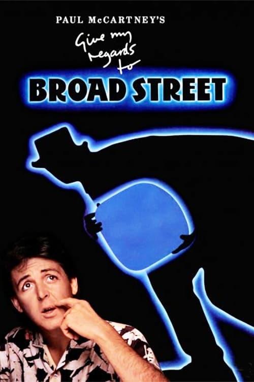 Elokuva Give My Regards to Broad Street Suomeksi