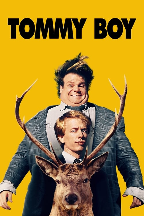Largescale poster for Tommy Boy